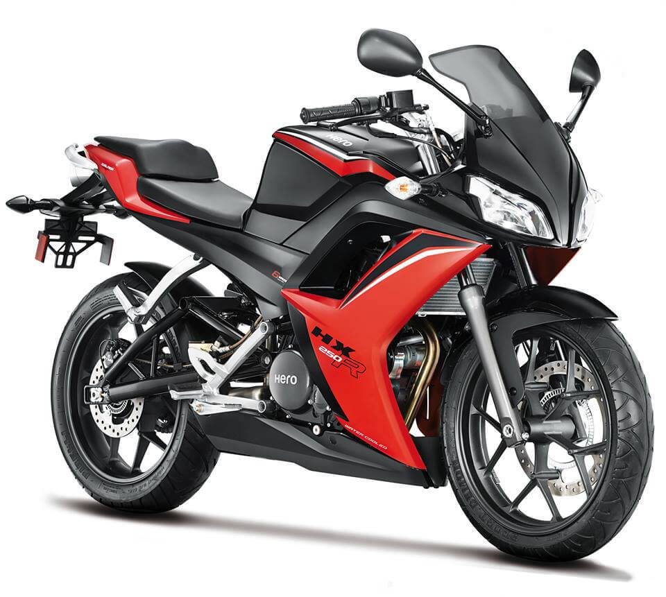 Image result for hero hx250r