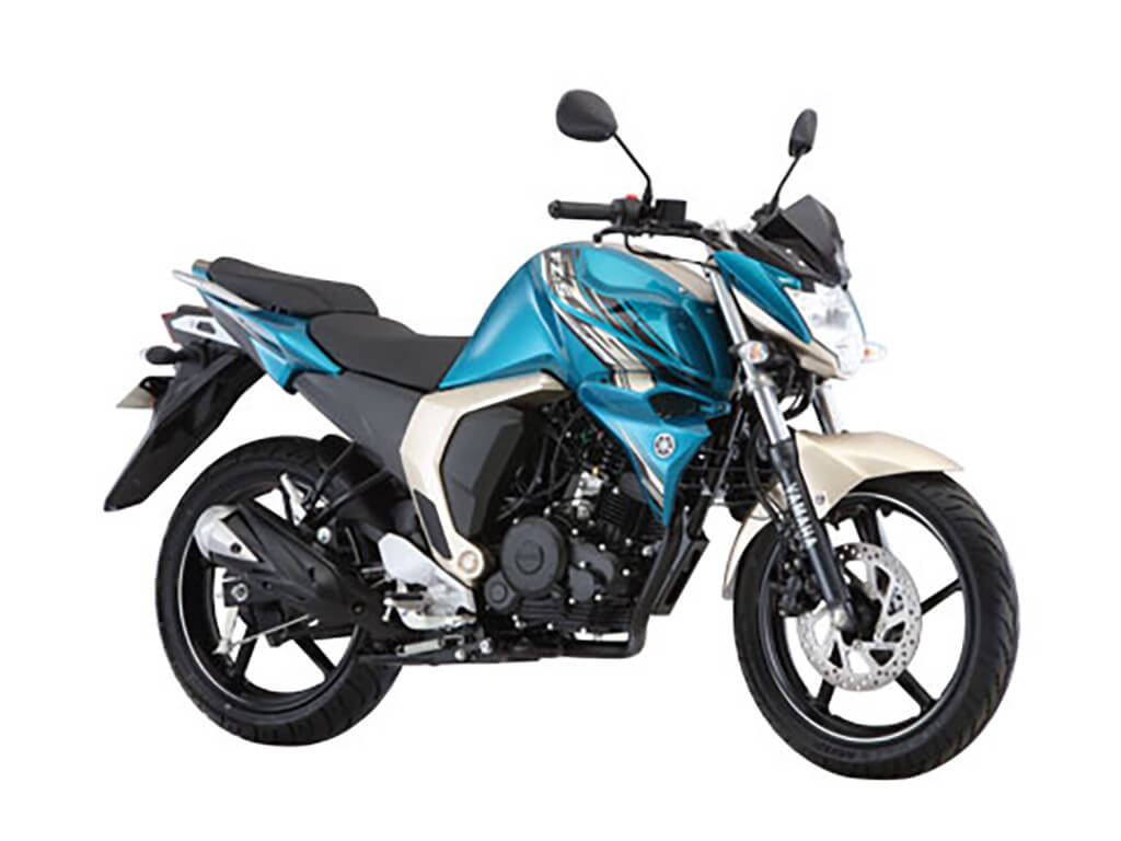 Yamaha fz s fi version 2 0 price in india specifications for Yamaha 9 9 price