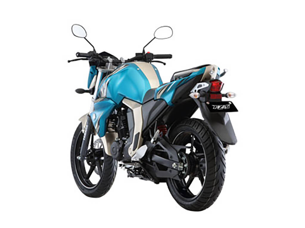 Yamaha fz price in india fz mileage images for Yamaha fz back tyre price