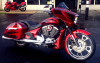 Victory MotorCycles Ness Cross Country Limited Edition photo