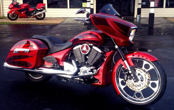 Victory MotorCycles Ness Cross Country Limited Edition