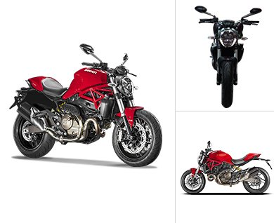 Ducati Monst... Ducati Monster India Price