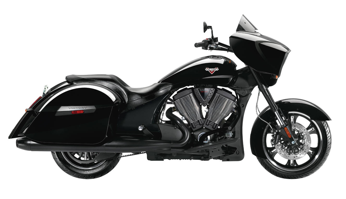 Victory MotorCycles Cross Country 8-Ball