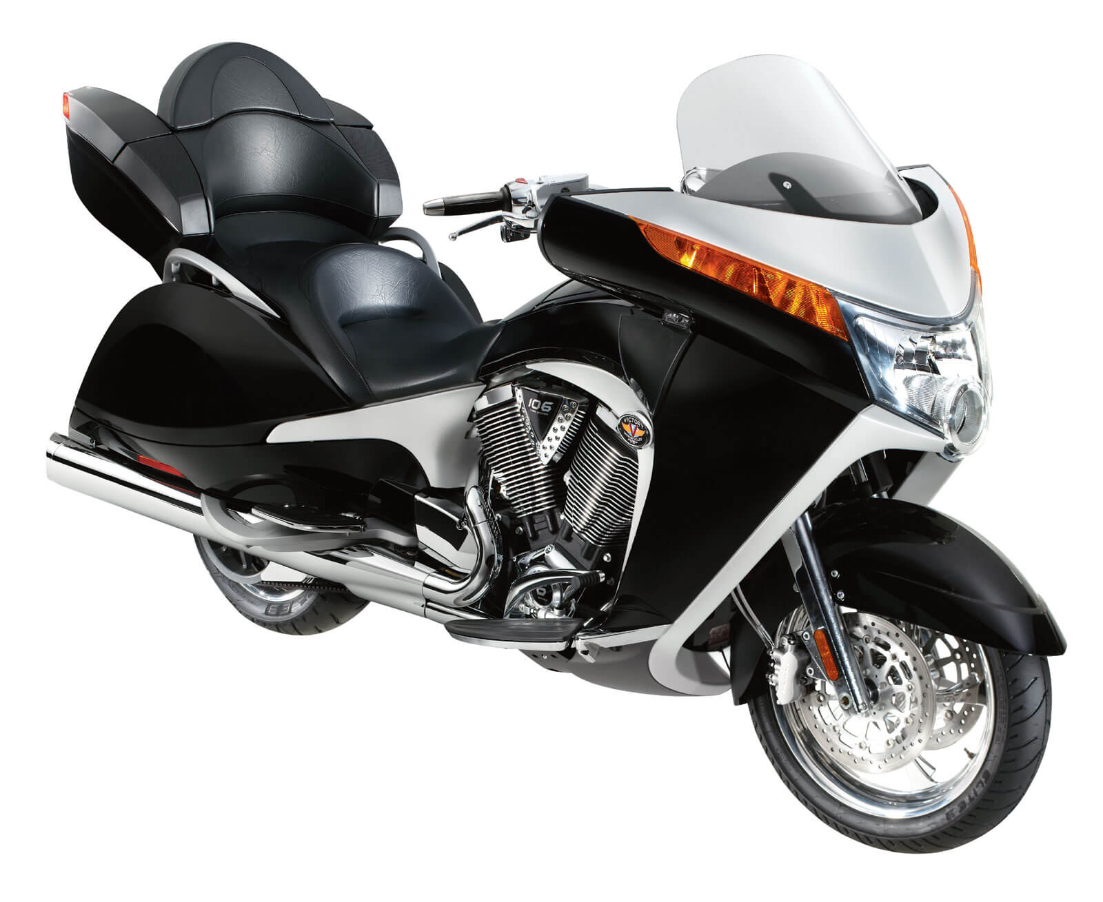 Victory MotorCycles Vision Tour