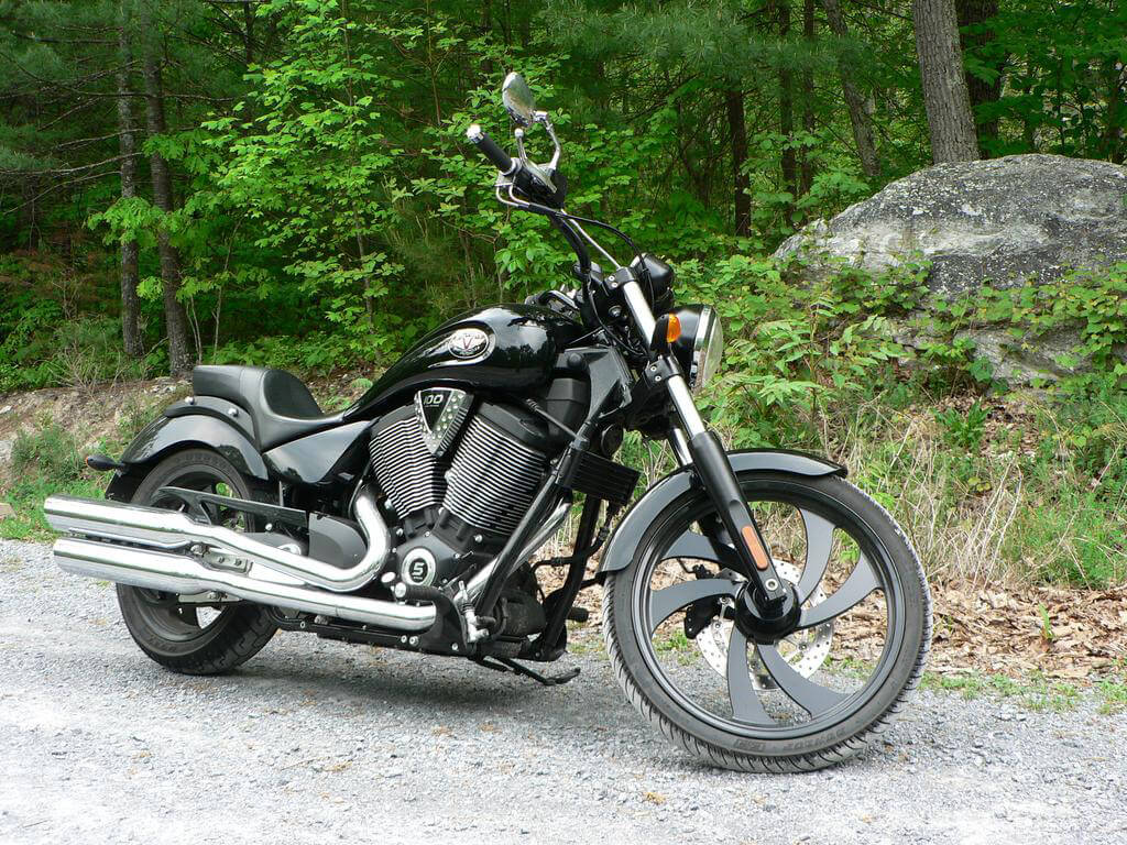 Victory MotorCycles Vegas 8-Ball