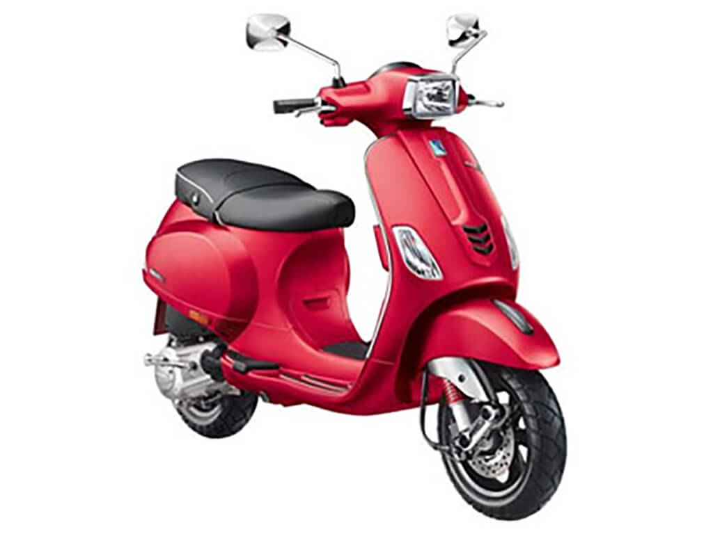 Vespa Scooty Models And Prices