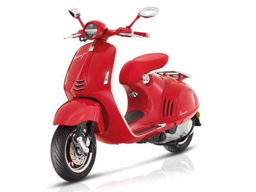 Vespa Red Price In India Red Mileage Images Specifications