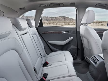 Audi Q5 Seating Capacity >> What Is The Seating Capacity Of The Audi Q5 Question For