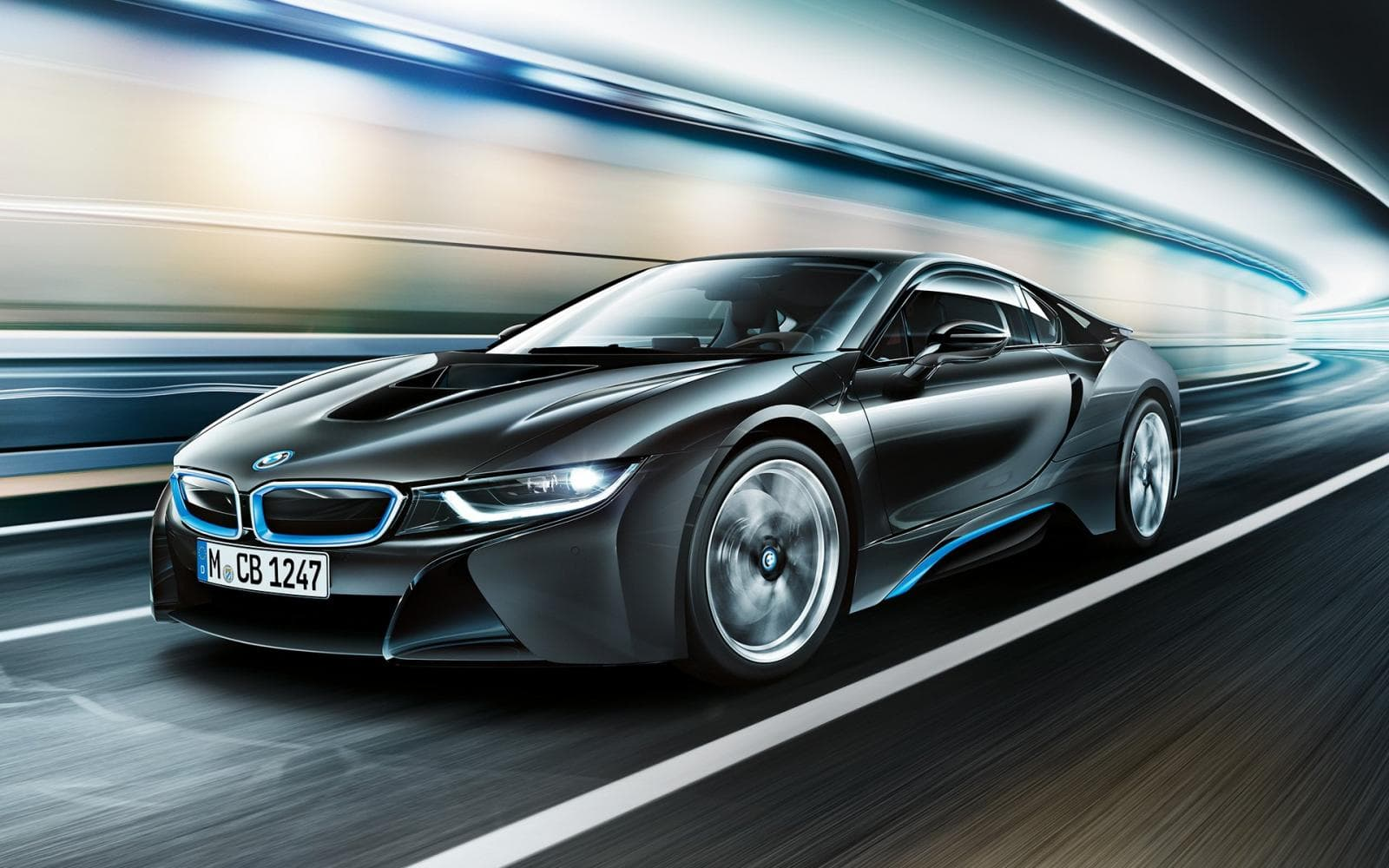 Bmw I8 Wallpapers Free Download