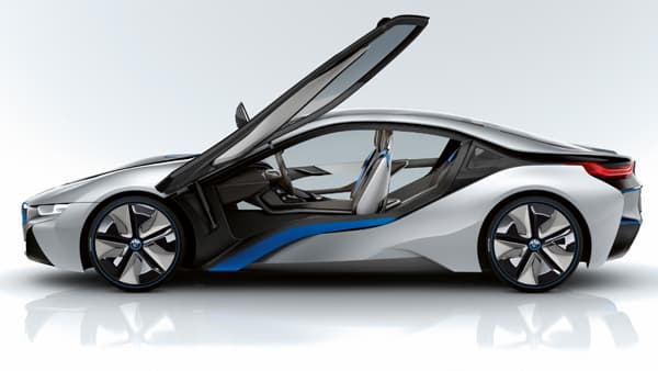 BMW i8 What do we think about BMW i8?