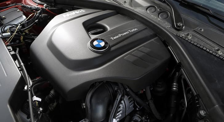 BMW i8 Engine & Transmission