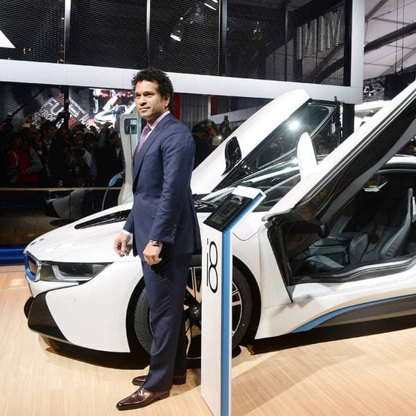 BMW i8 Overview