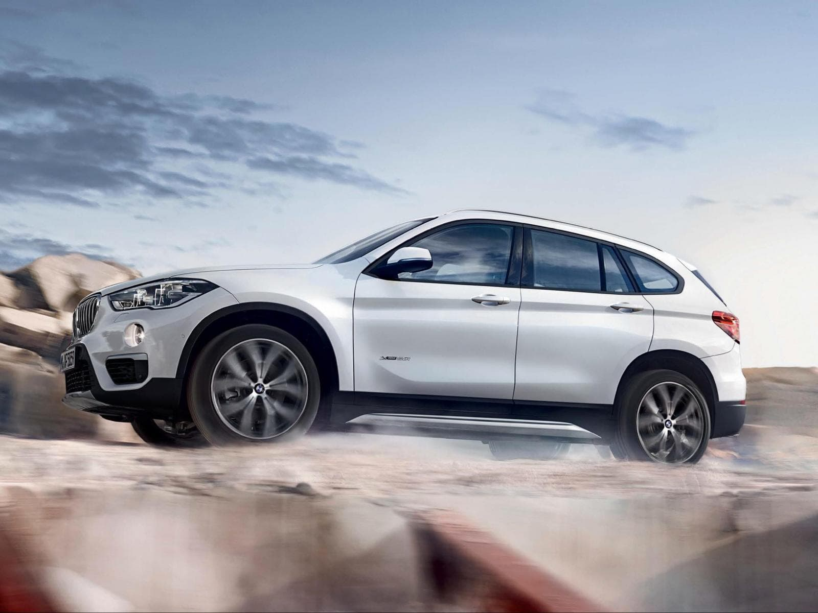 Bmw X1 Wallpapers Free Download