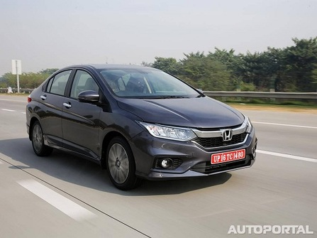 Honda City Overview