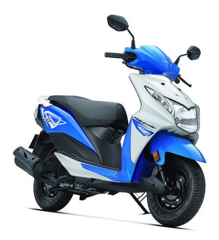 Honda Dio Price In India Dio Mileage Images Specifications