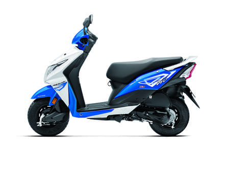 Honda Dio Price In India Dio Mileage Images
