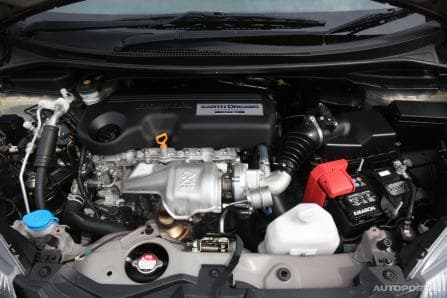 Honda Jazz Engine & Transmission