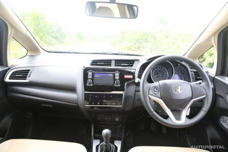 Honda Jazz Interior - Photo