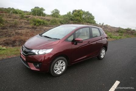 Honda Jazz Overview