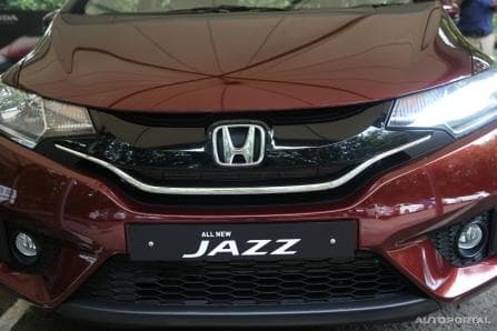 Honda Jazz Overview - Photo