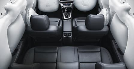Hyundai Elantra Interior - Photo
