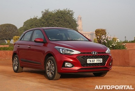 Hyundai Elite I20 Overview