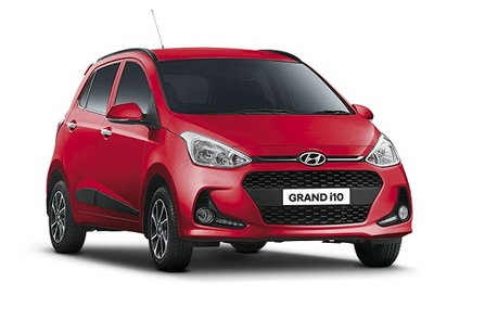 Hyundai Grand i10 Overview