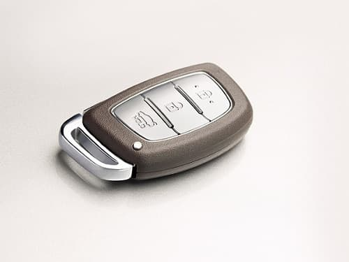 Smart keyless entry