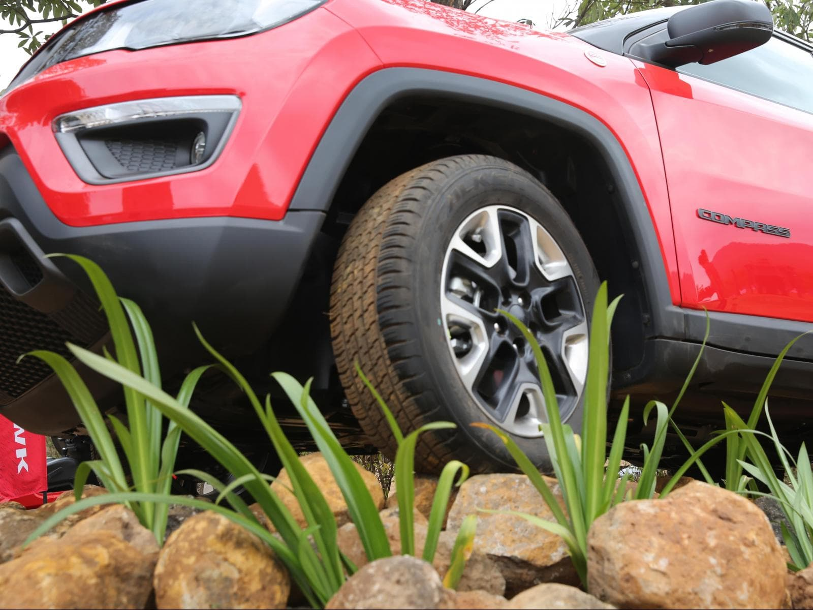 Jeep Compass Trailhawk Wallpapers Free Download