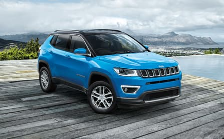 Jeep Compass Overview