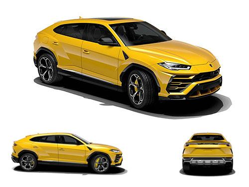 Lamborghini Urus Price In India Images Specs Mileage Autoportal Com