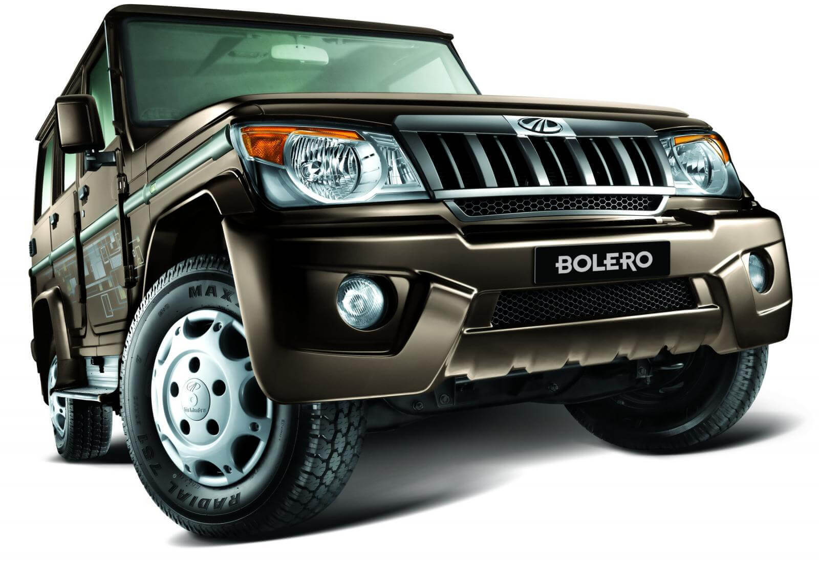 Mahindra Bolero wallpapers, free download