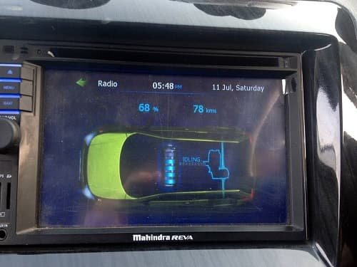 My Car Infotainment System