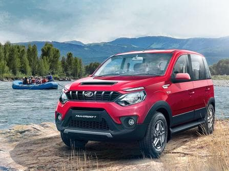 Image result for MAHINDRA NUVOSPORT