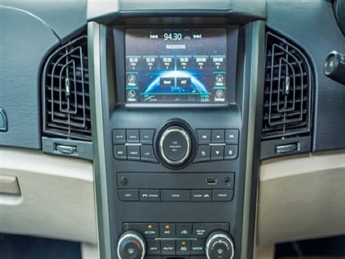 Touch Infotainment System