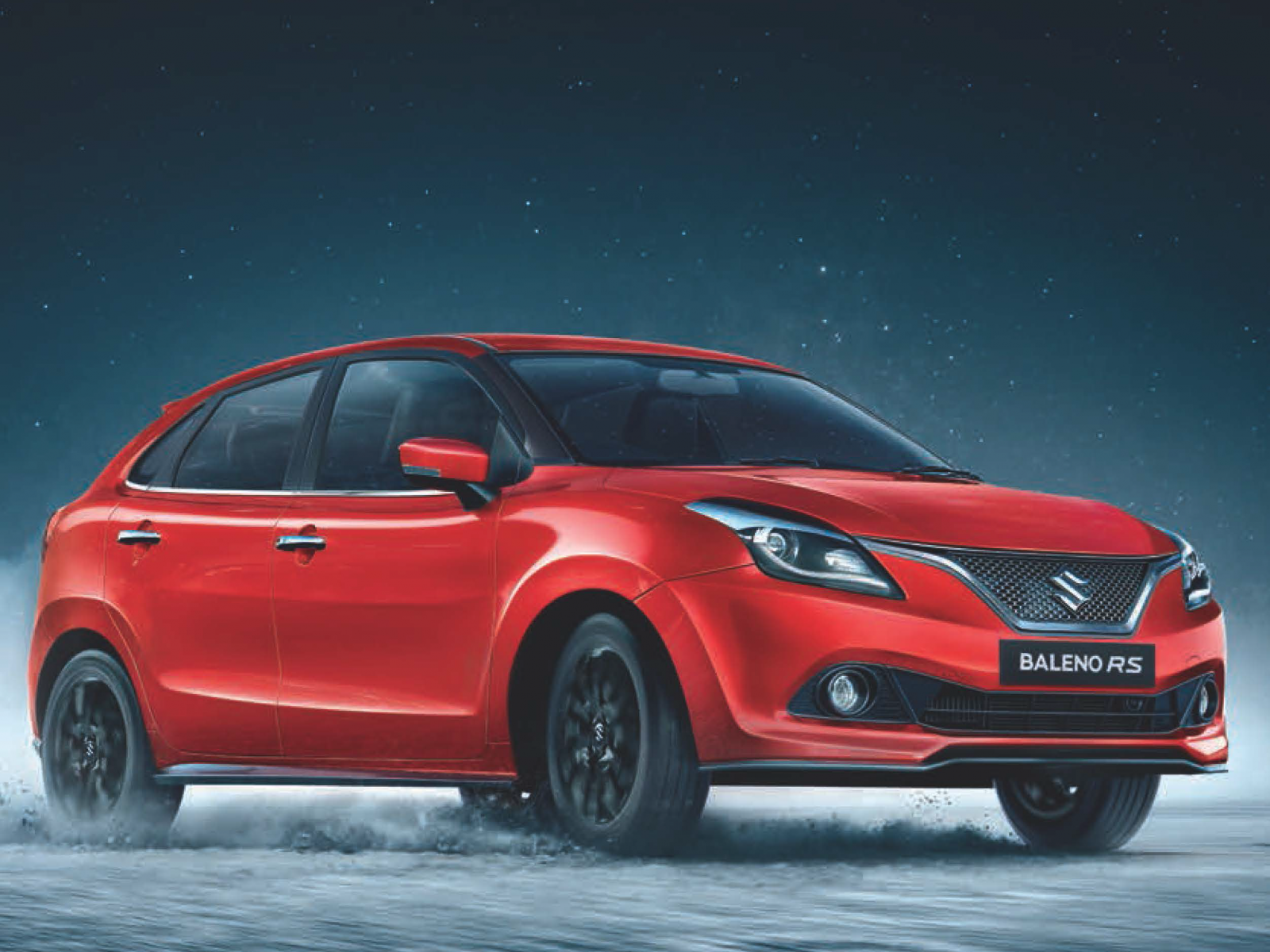 Maruti Suzuki Baleno Wallpapers Free Download