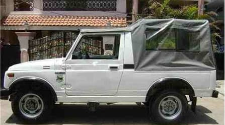 Maruti Suzuki Gypsy Overview - Photo