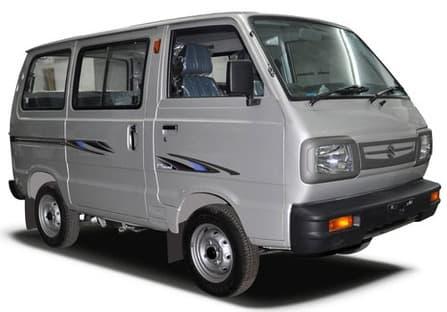 Maruti Suzuki Omni Overview