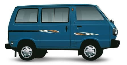 Maruti Suzuki Omni Overview - Photo