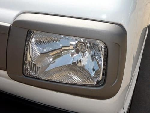 Clear Lens Headlamps