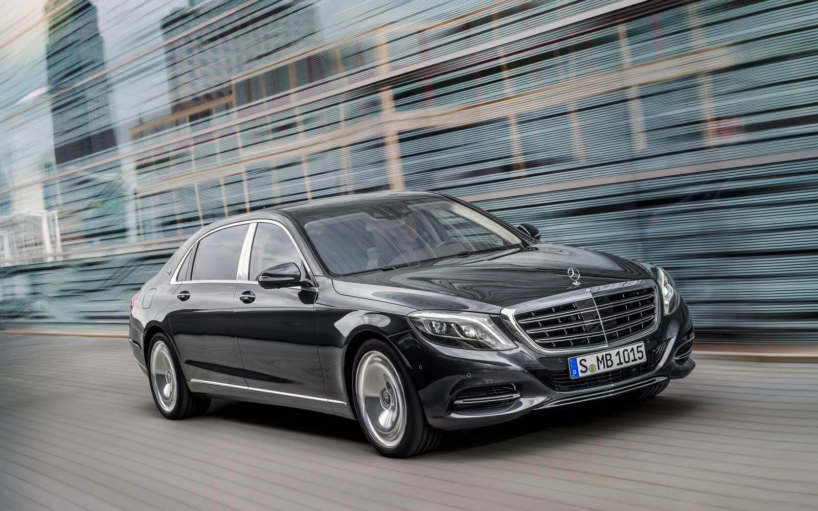 mercedes-benz maybach wallpapers, free download