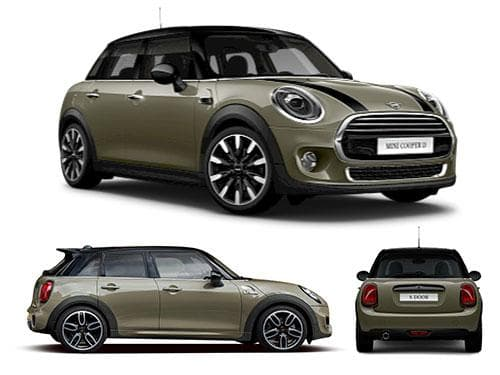 Mini Cooper 5 Door Price In India Images Specs Mileage