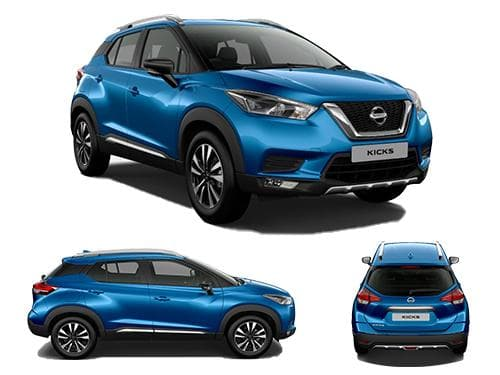 Nissan Kicks 2019 Price Launch Date In India Reviews Images