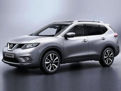 Nissan X-Trail Hybrid photo