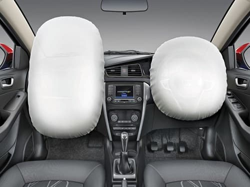 Dual Airbags