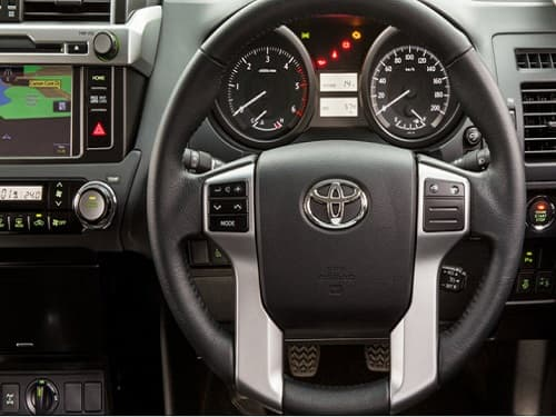 Steering Mounted Control