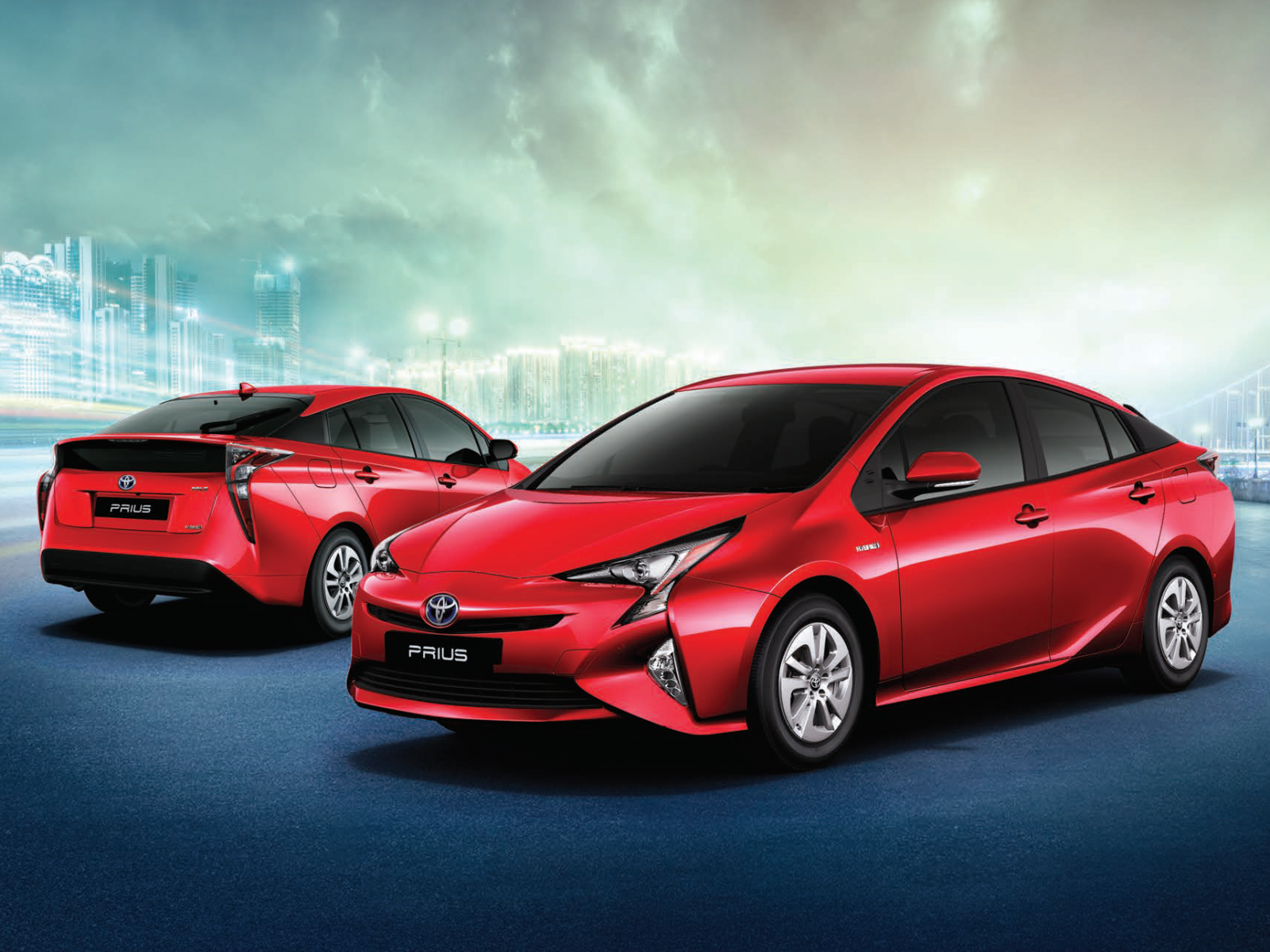Toyota Prius Wallpapers Free Download