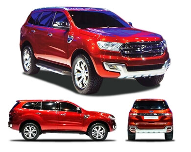 Auto Wheel Driven World Ford Endeavour 2015 Expected Launch In