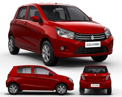 Maruti Suzuki Celerio diesel launched at Rs 4.65 lakh, claimed to be India's most fuel-efficient Diesel car