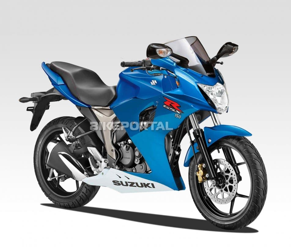 Scoop: Fully Faired Suzuki Gixxer will launch Mid April 2015 / News